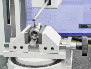 Contrôle métrologique sur les pièces usinées par CNC